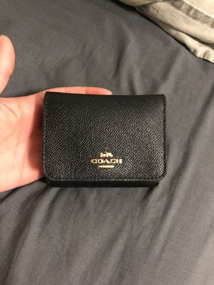 Coach wallet for Sale in Hacienda Heights, CA