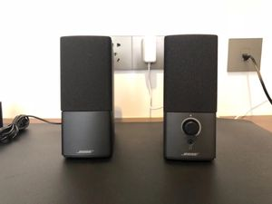 Used like new Bose companion 2 series III Pc speaker for Sale in Syracuse, NY