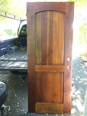 Wood door for Sale in Hayward, CA