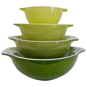 Vintage Pyrex Nesting Mixing Bowls for Sale in Newport Beach, CA
