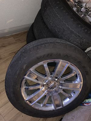 Chevy stock rims for Sale in Houston, TX