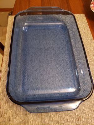 Pyrex cookware- Large Blue for Sale in Oregon City, OR