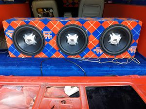 Just speakers only for Sale in Port Orchard, WA