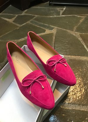 Worn once Talbots suede flats size 9 for Sale in Alexandria, VA
