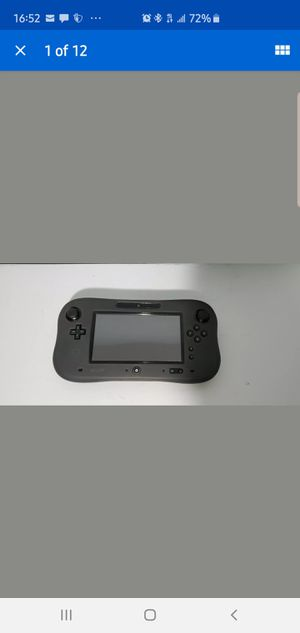 Nintendo wii u console bundle for Sale in Queens, NY