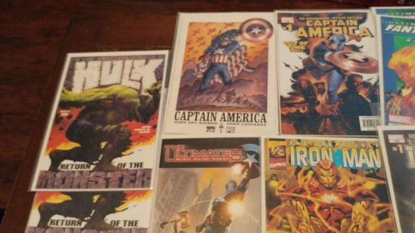 16 Mint Comics Almost All #1
