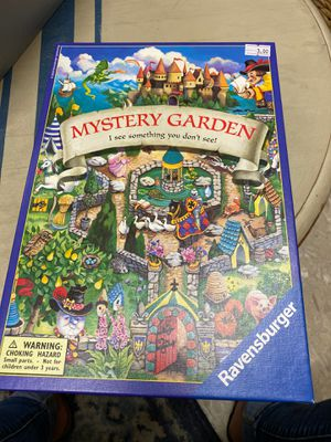 Mystery game , kids board for Sale in Chehalis, WA