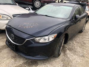 2015 Mazda 6 for parts for Sale in Grand Prairie, TX