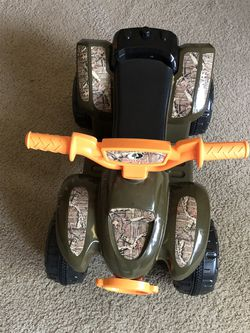 Mossy Oak Toddler Ride-On Toy by Kid Trax for Sale in Portland,  OR