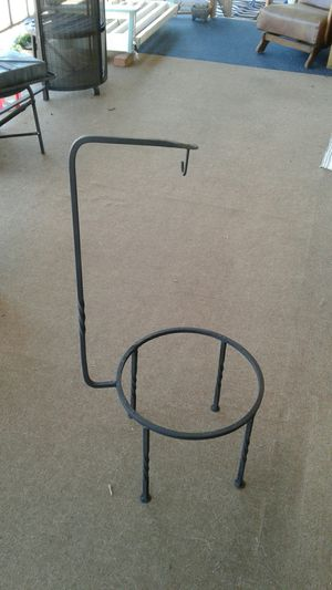Wrought Iron Plant Stand for Sale in Phoenix, AZ