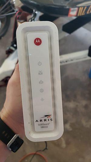 Arris cable modem docsis 3.0 for Sale in Mesa, AZ