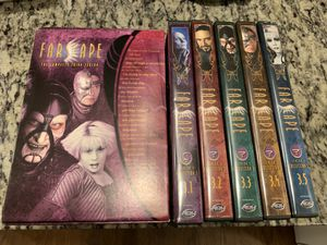 FARSCAPE SEASON 3 for Sale in Forest Heights, MD