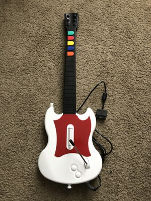 PS2 Guitar Hero Guitar Controller for Sale in Dublin, OH