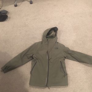 Men's North face Jacket With Waterproof Shell for Sale in Glen Head, NY