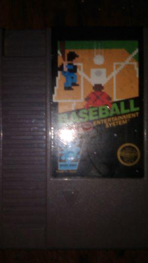 Baseball Super Nintendo for Sale in Mitchell, IL