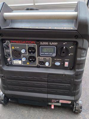 3500 Watt Super Quiet Inverter Generator for Sale in Baldwin Park, CA