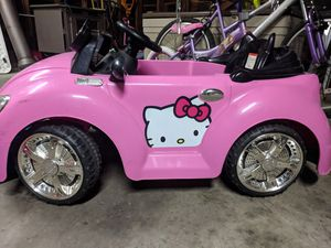 Hello Kitty Car for Sale in Brooklyn, OH