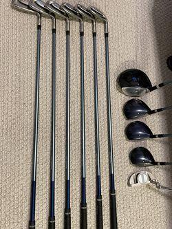 Premium Ladies Affinity Full Golf Club Set for Sale in Roseville,  CA