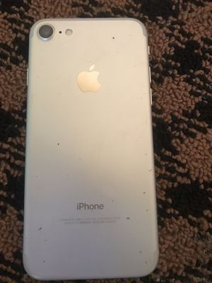 iPhone 7 used 256 gigs for Sale in Bamberg, SC
