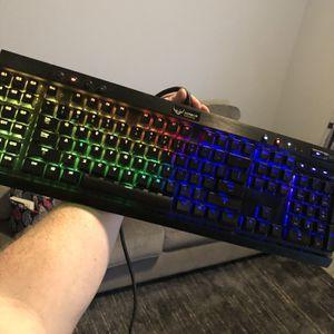 Corsair K95 RGB Mechanical Keyboard for Sale in Fort Worth, TX