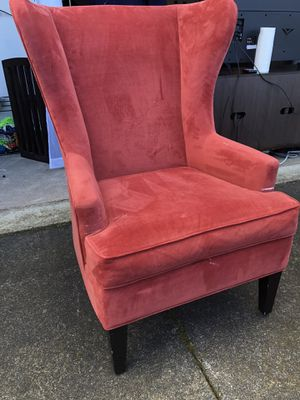 Velvet Chair for Sale in Hillsboro, OR