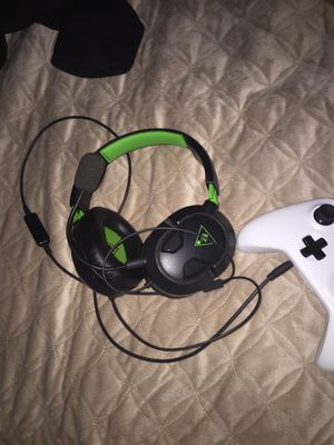 Turtle Beach Headset for Sale in Reedley, CA