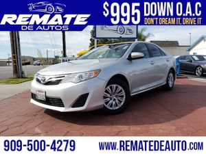 2012 Toyota Camry for Sale in Fontana, CA