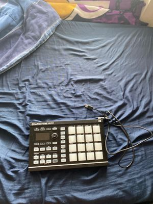 Maschine Mikro MK2 Black *Designed and engineered by native instruments* for Sale in Columbia, MD