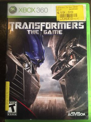 Transformers the game for Sale in St. Louis, MO