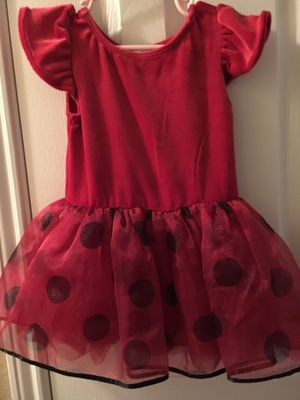 Gymboree ladybug costume 18-24 months for Sale in Spring, TX