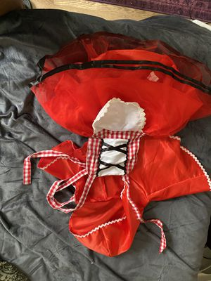 Little red riding hood Costume for Sale in Halethorpe, MD