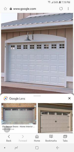 J&J GARAGE DOORS SALE,Installation Rapair for Sale in Elizabeth, NJ
