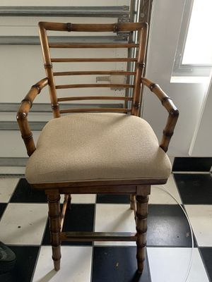 TWO (2)Bar/Countertop Chairs for Sale in Miami, FL