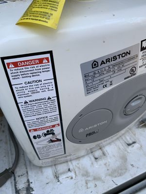 Water heater small electric for Sale in Richmond, CA