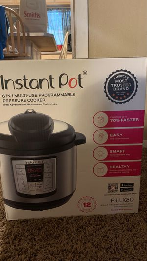 Instant pot for Sale in Albuquerque, NM