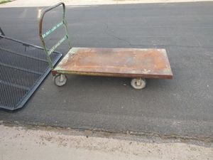Dolly heavy duty platform for Sale in Mesa, AZ