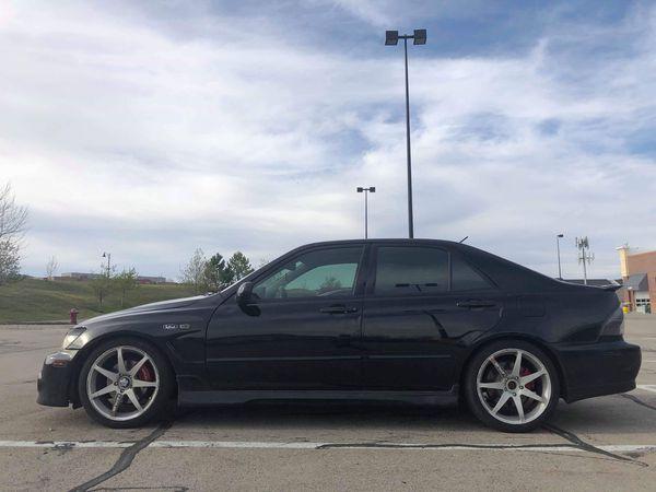 2002 L-tuned Lexus is300