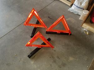 triangle road reflectors for Sale in Caldwell, ID