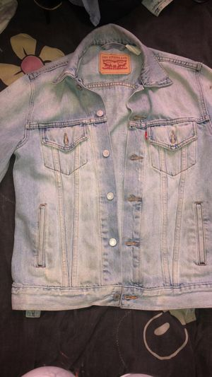 Levi Jean Jacket for Sale in Columbus, OH
