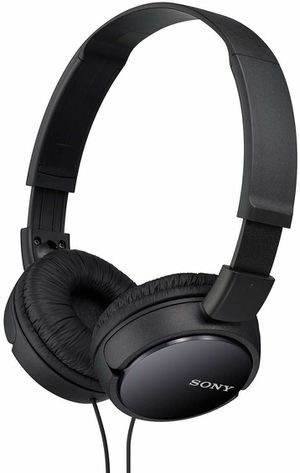 Sony Stereo Headphones (Black) (Willing to Trade) for Sale in undefined