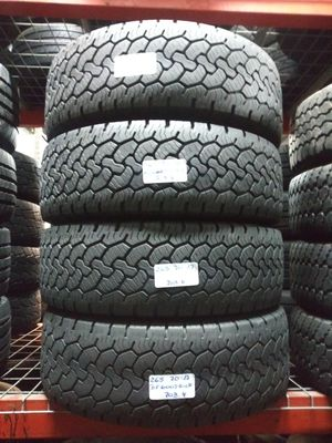 LT265/70R17 Bf Goodrich Rugged Trail 265/70 r17 TRUCK HEAVY DUTY TIRES 10 PLY 265 70 17 for Sale in Fort Lauderdale, FL