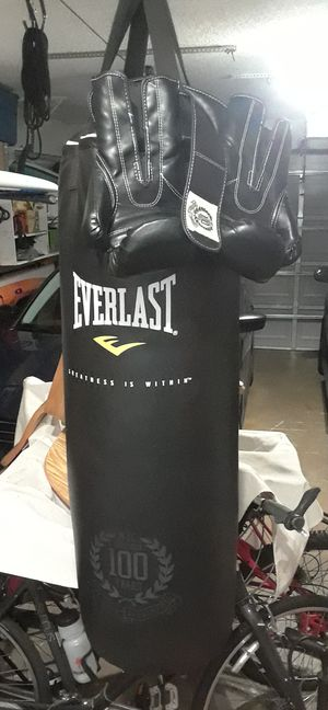 Boxing Set for Sale in Casselberry, FL