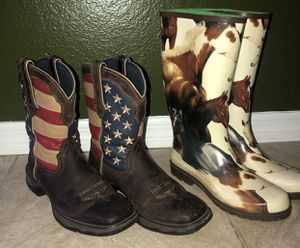 Durango Boots & Rubber Boots for Sale in Port St. Lucie, FL
