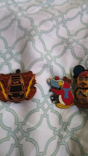 3 Disney pins for Sale in Pico Rivera, CA