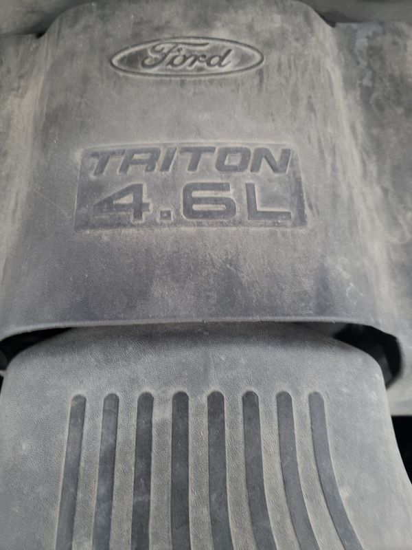 Triton engine 4.6 and transmission for $400