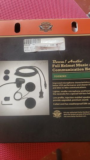 BOOM AUDIO full Hemet músic and comunication Headset for Sale in Miami, FL