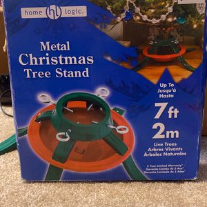 Metal Christmas tree stand for Sale in Columbia, SC