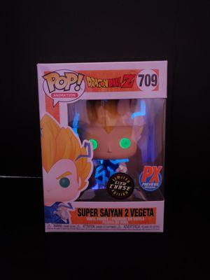 SUPER SAIYAN 2 VEGETA DRAGONBALL Z EXCLUSIVE FUNKO POP 709 for Sale in Anaheim, CA