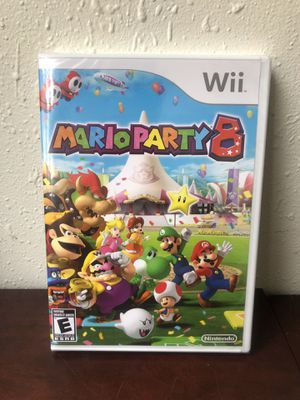 Mario party 8 brand new sealed for Sale in Chula Vista, CA