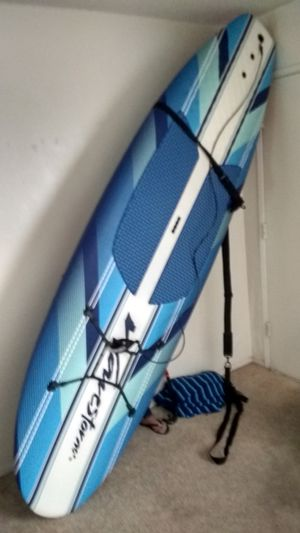 "S U P - Wavestorm 9'6"" Paddleboard w/ for Sale in San Diego, CA"